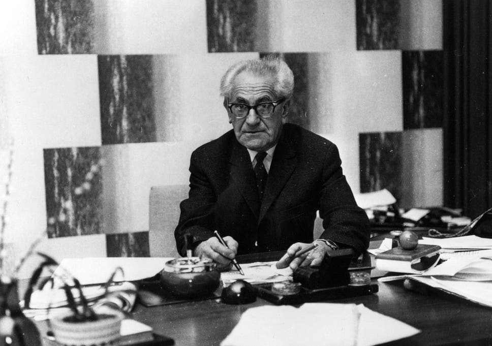 Germany finally pays tribute to first Nazi hunter Fritz Bauer   The