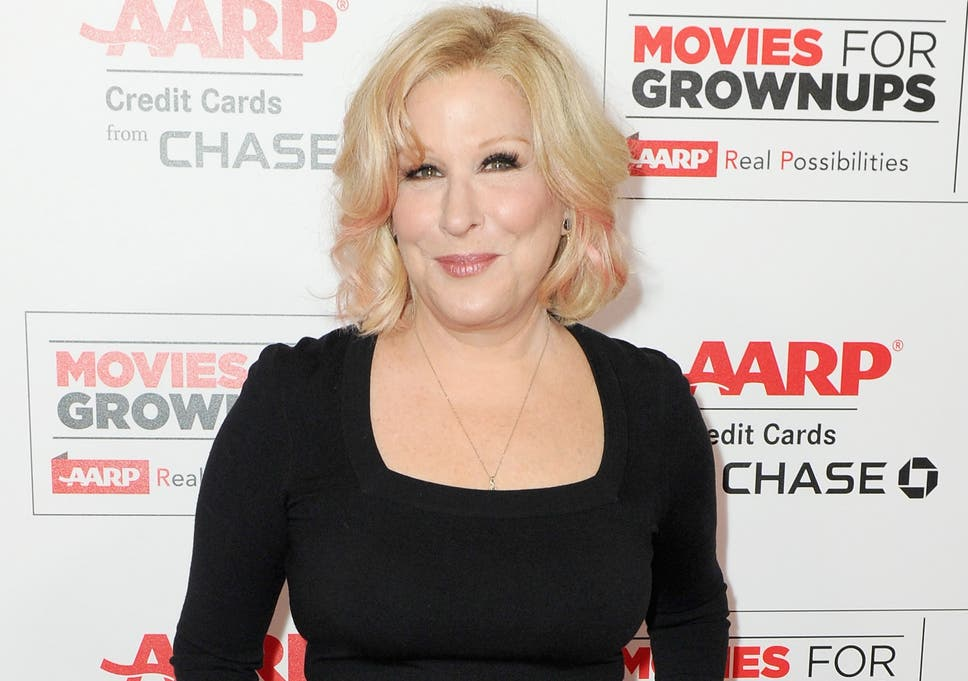 Bette midler sex