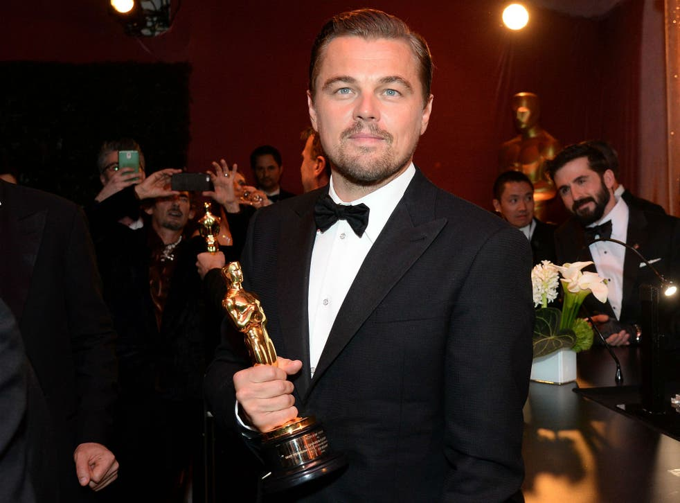 Leonardo DiCaprio has been nominated for Oscars six times and finally won for The Revenant