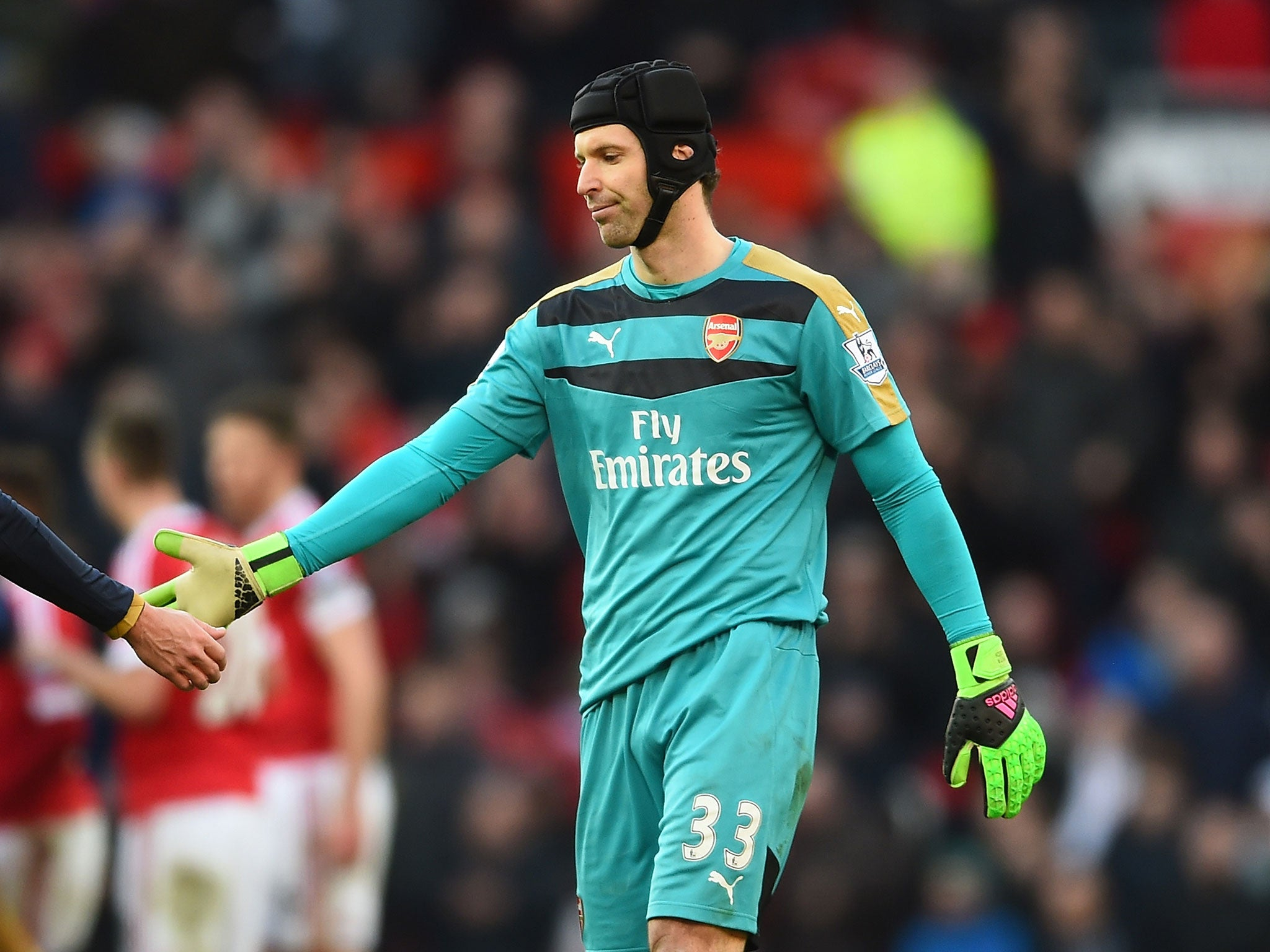 EU Referendum: Petr Cech Hits Out At 'fake' Leave Campaign