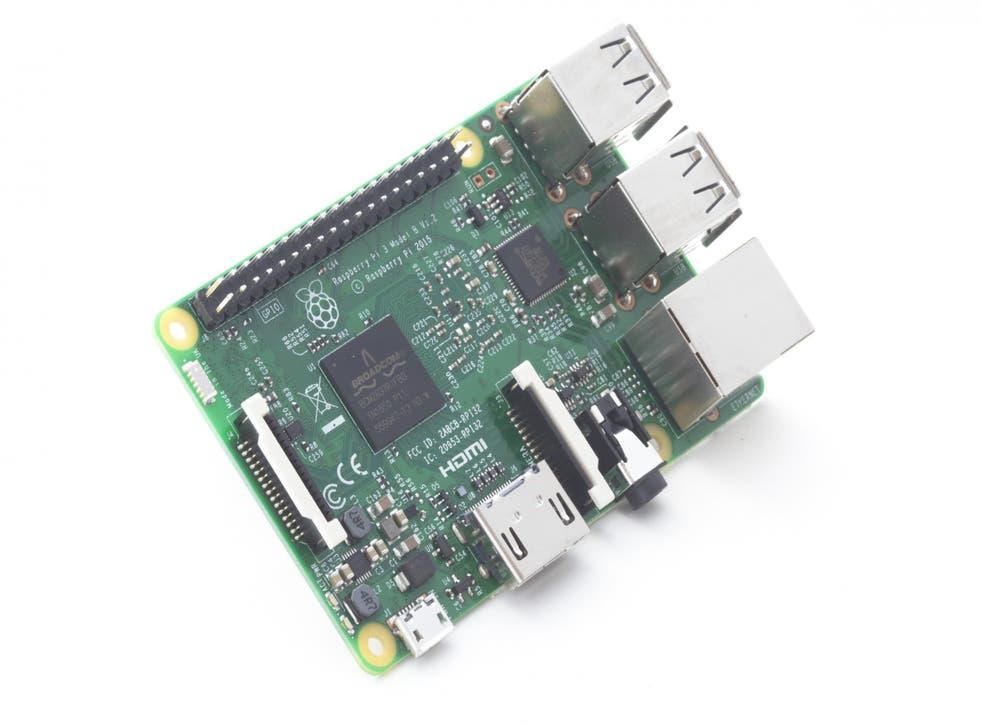 The new Raspberry Pi 3