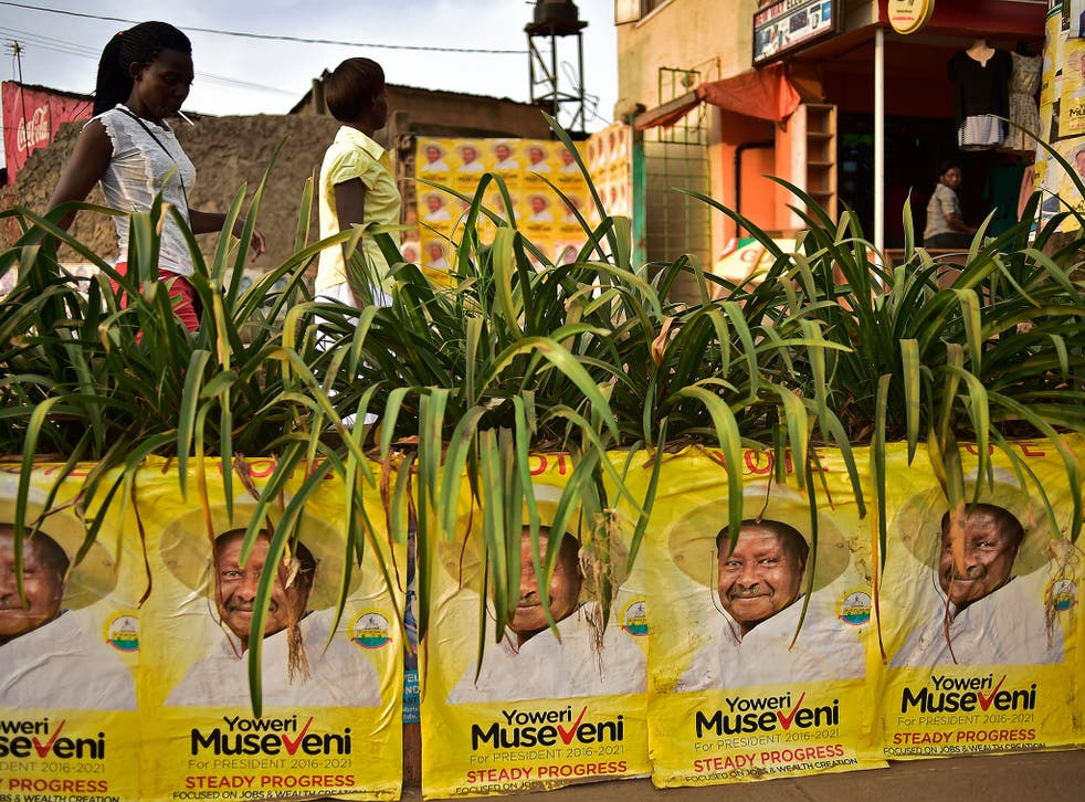 President Yoweri Museveni won the election on 18 February. He has not been accused in connection with the alleged child sacrifice cases