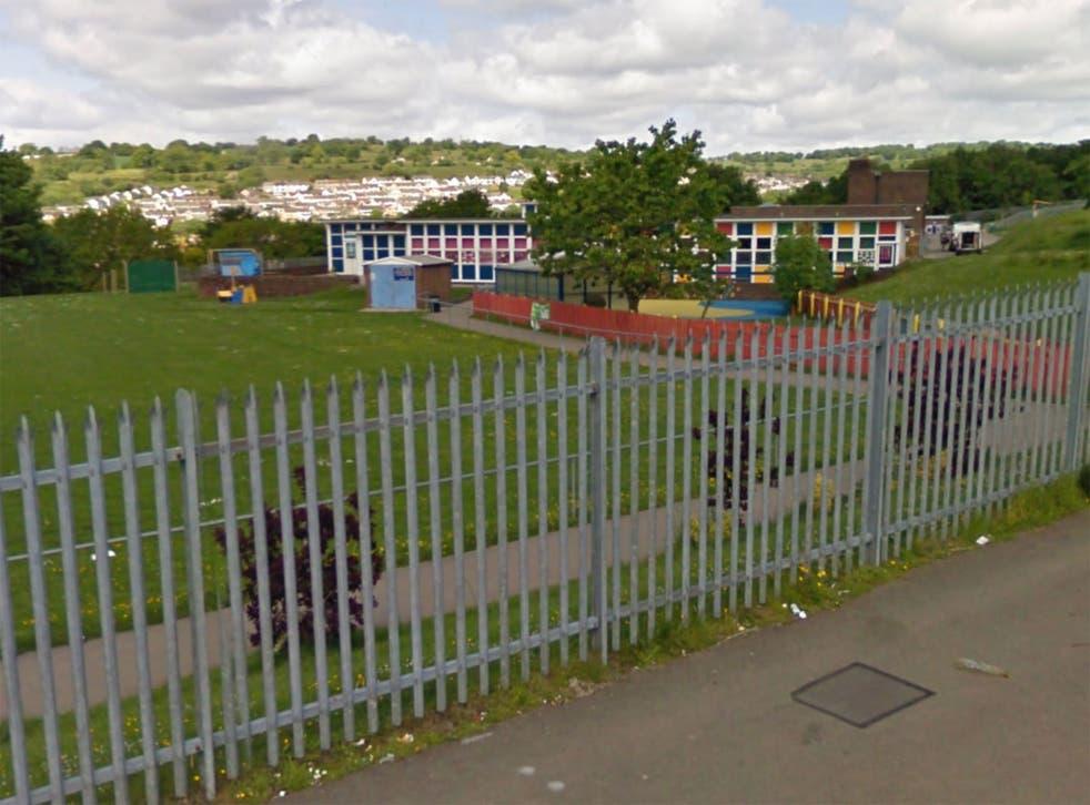 Pantside Primary School in Newbridge
