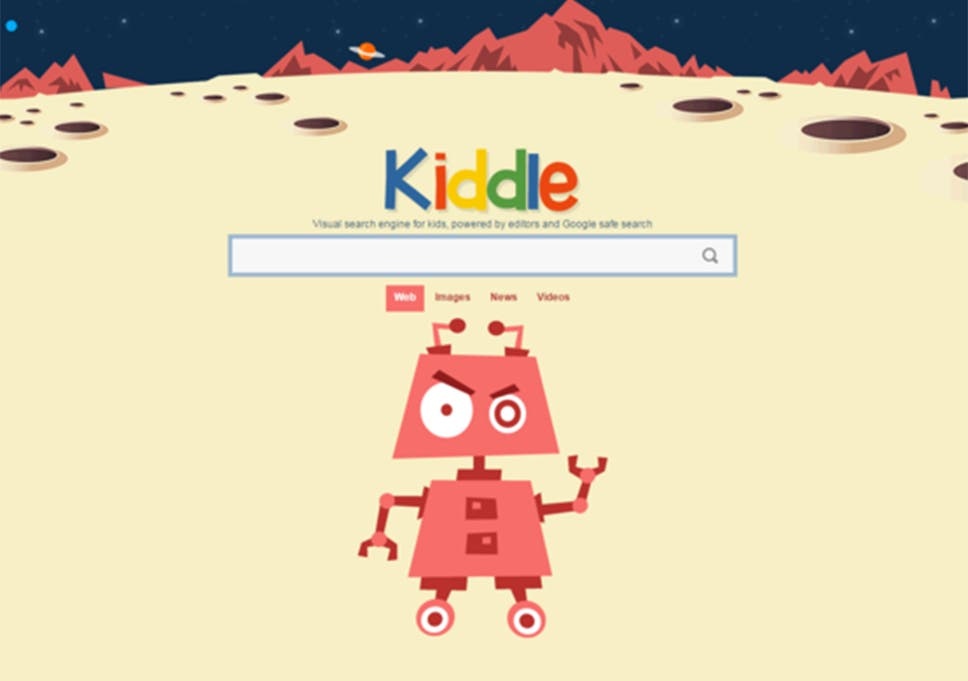 google kiddle