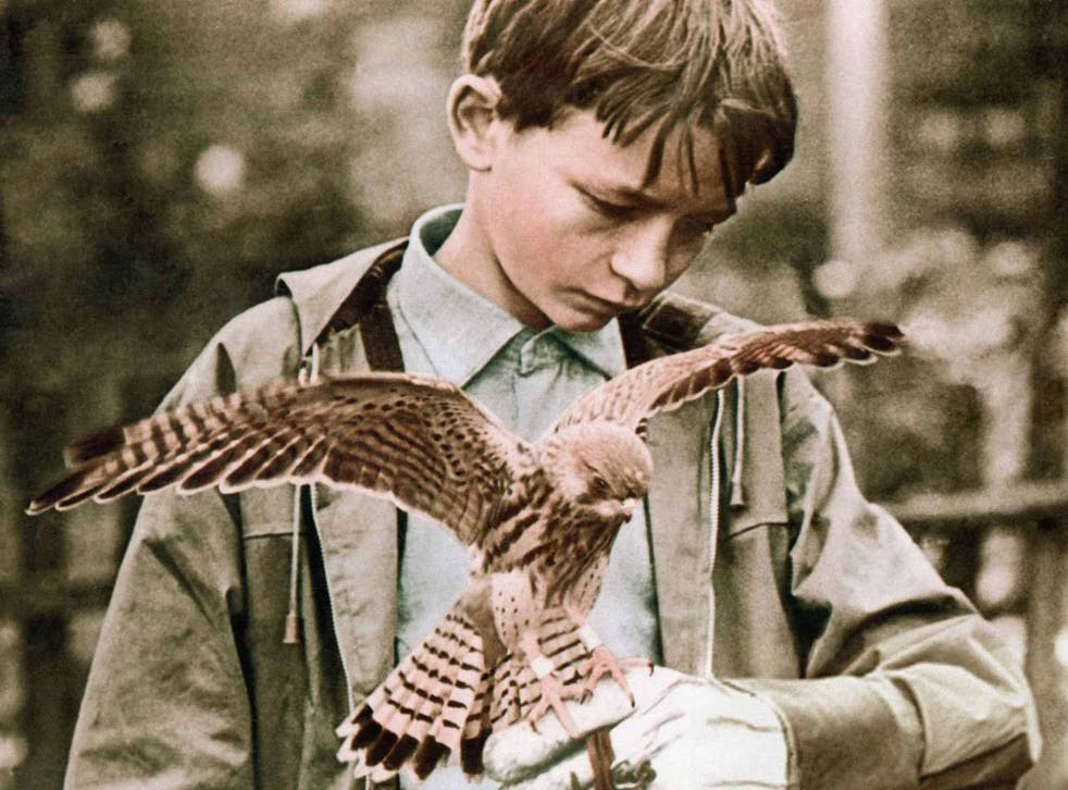 A scene from 'Kes'