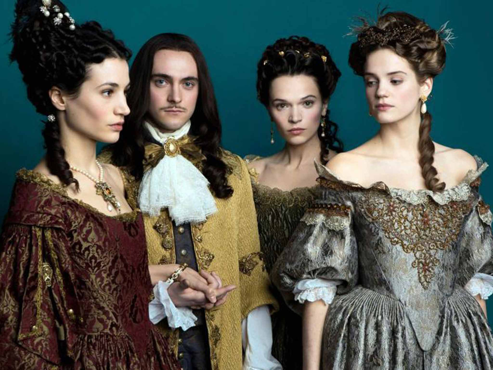 Versailles will put downton to shame a lavish tv series for Ver serie life