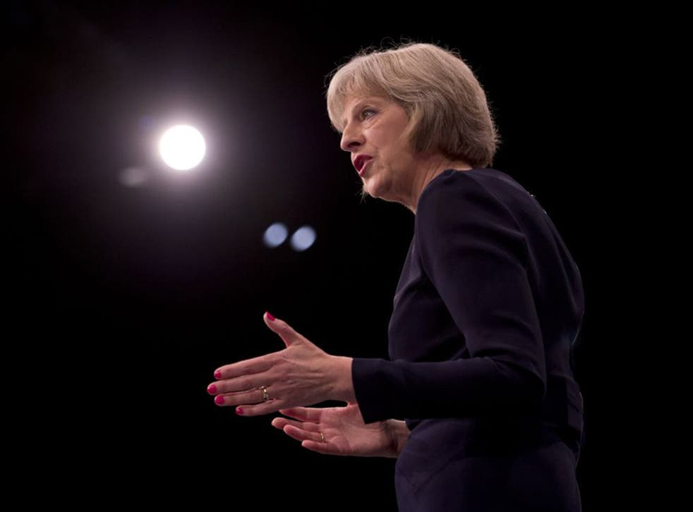 Theresa May, pictured, reportedly wrongly deported almost 50,000 students after 2014 BBC Panorama investigation
