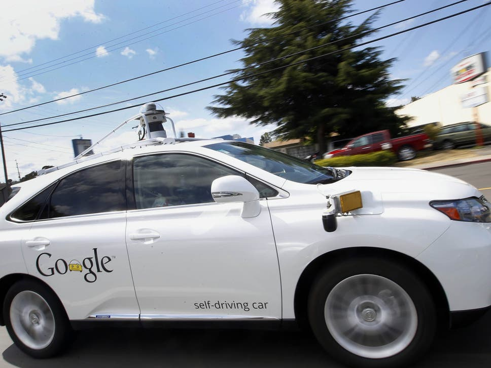 Google self-driving car crashes into bus and company admits it is ...
