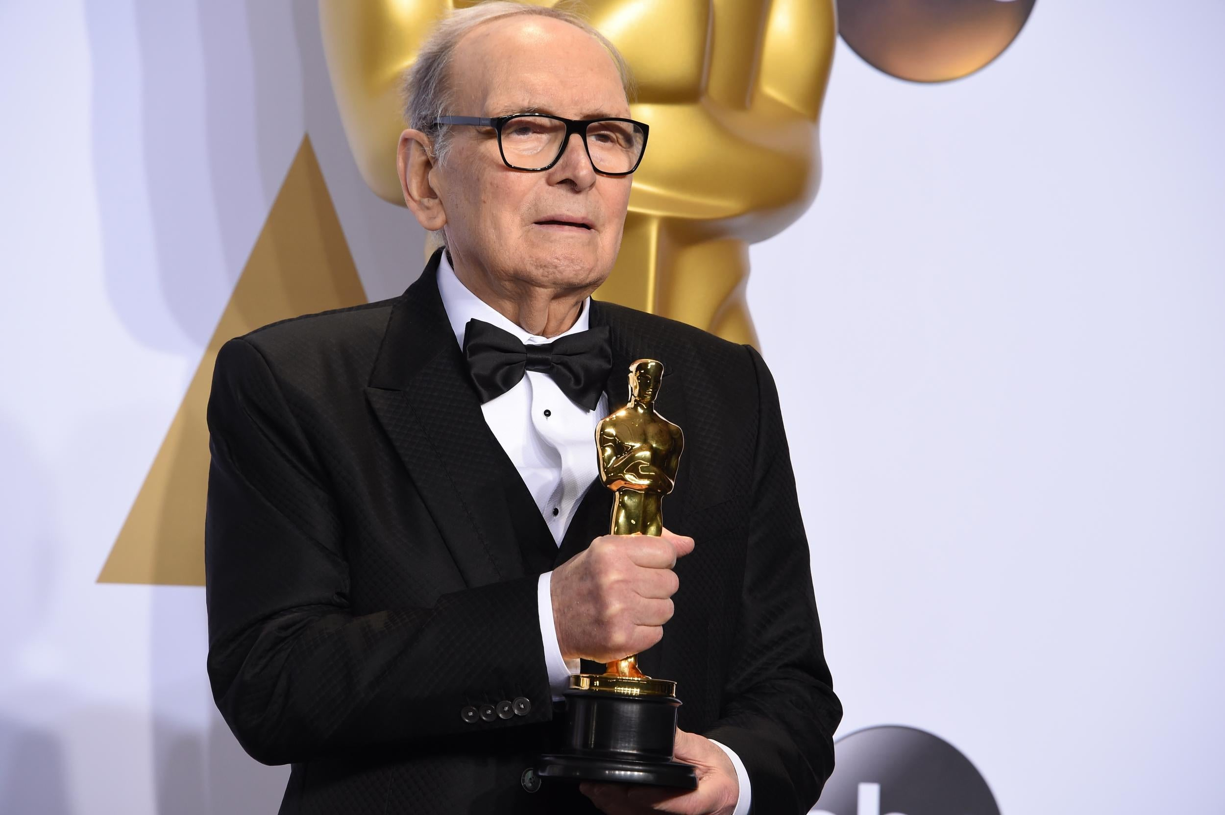 Forget Leo, Ennio Morricone finally won an Oscar after 500 movie credits