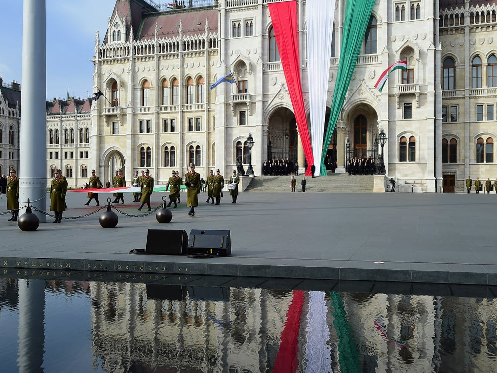 10. Hungary, Czech Republic, Iceland (Visa-free access to 167 countries)