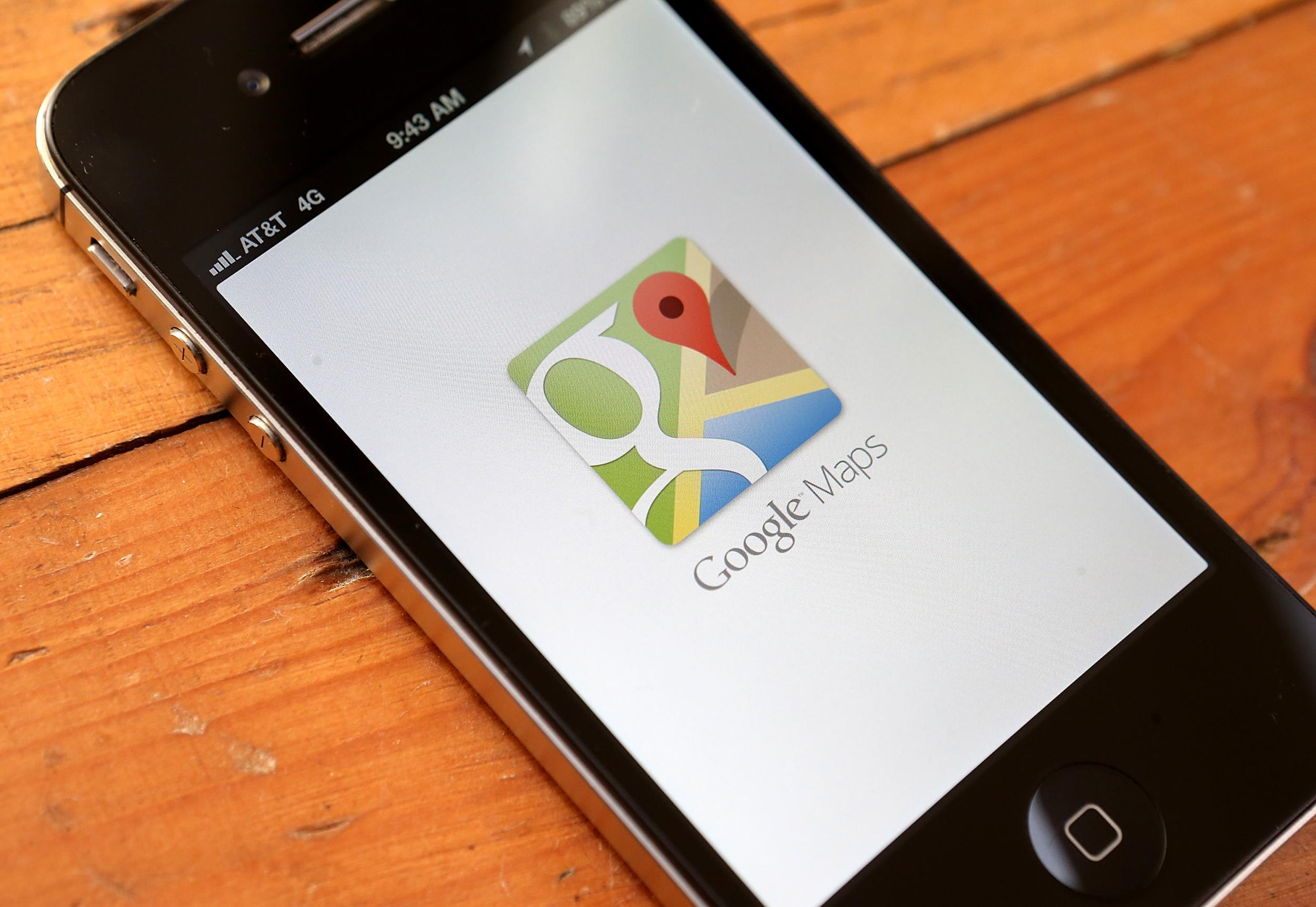 Google Maps detour tool finally arrives on iOS | The Independentindependent_brand_ident_LOGOUntitled