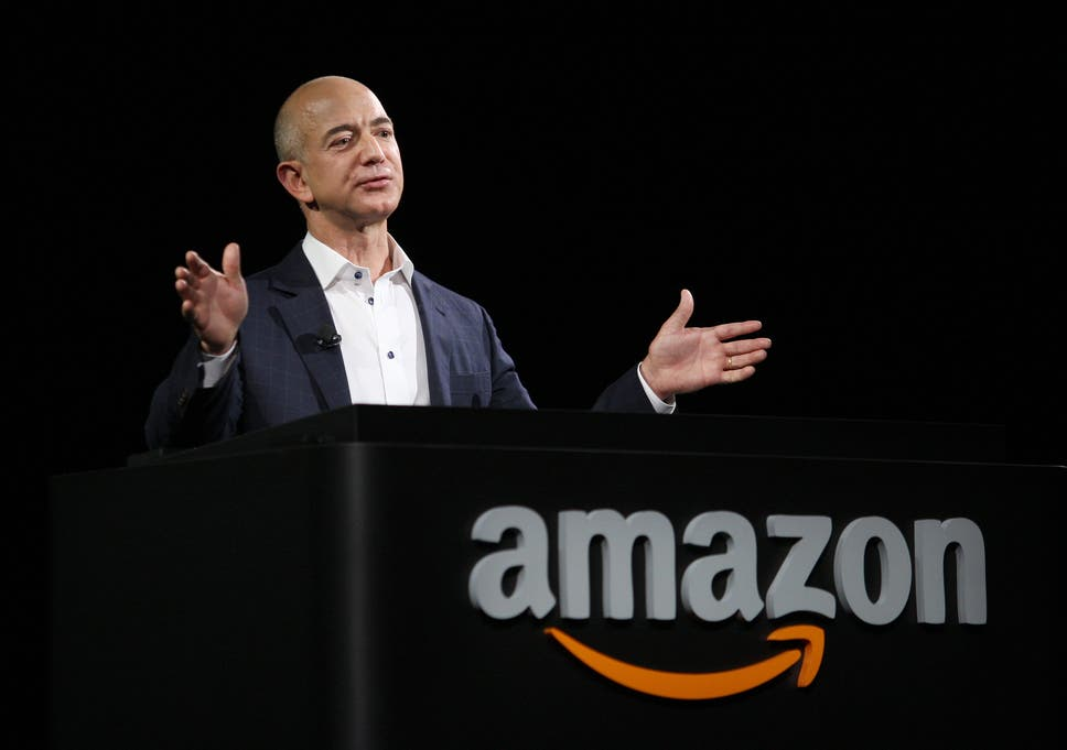 How Amazon Founder Jeff Bezos Became The Richest Man In The World