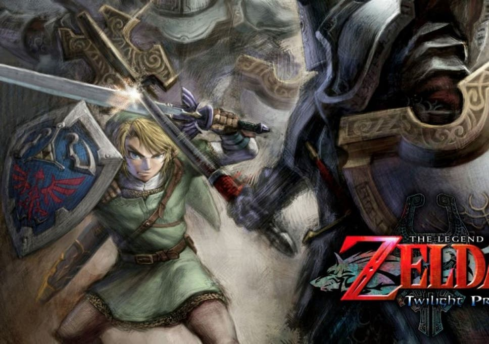 Zelda Twilight Princess HD Remastered For PC - Install And