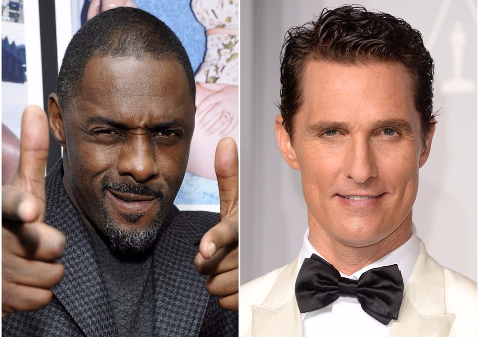 abbd09322a55a The Dark Tower  Idris Elba and Matthew McConaughey to star in Stephen King  film adaptation.
