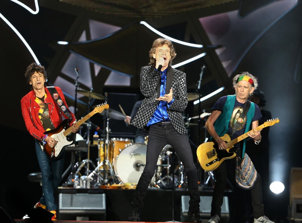 The Rolling Stones concert comes only days after President Barack Obama's recently announced visit to Cuba
