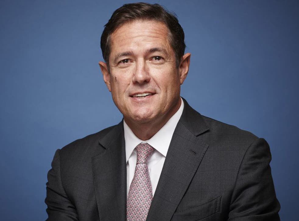 Barclays boss Jes Staley has reason to smile after beating the City's forecasts