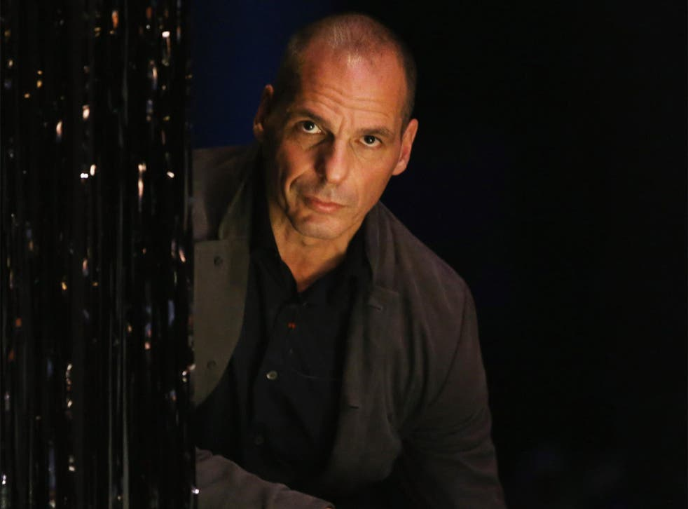 Yanis Varoufakis: 'You need to create space and time during which to prepare yourself as a nation and a government.'