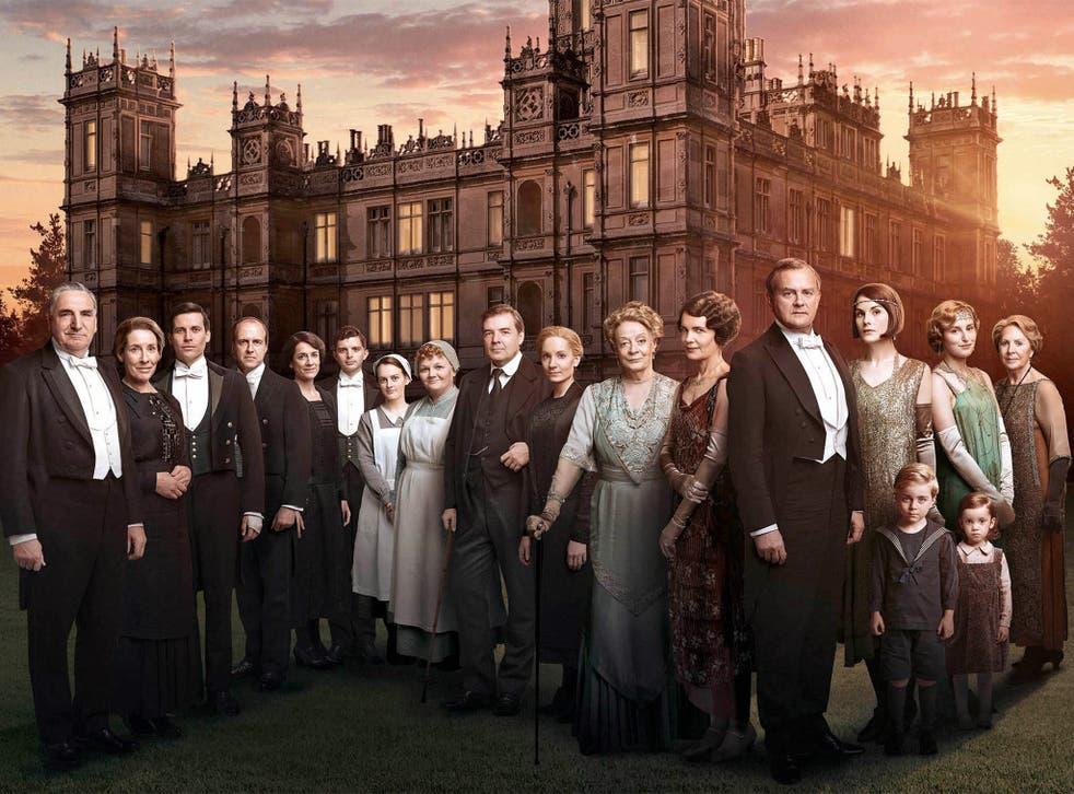 Global phenomenon: Downton was aired in 250 territories worldwide
