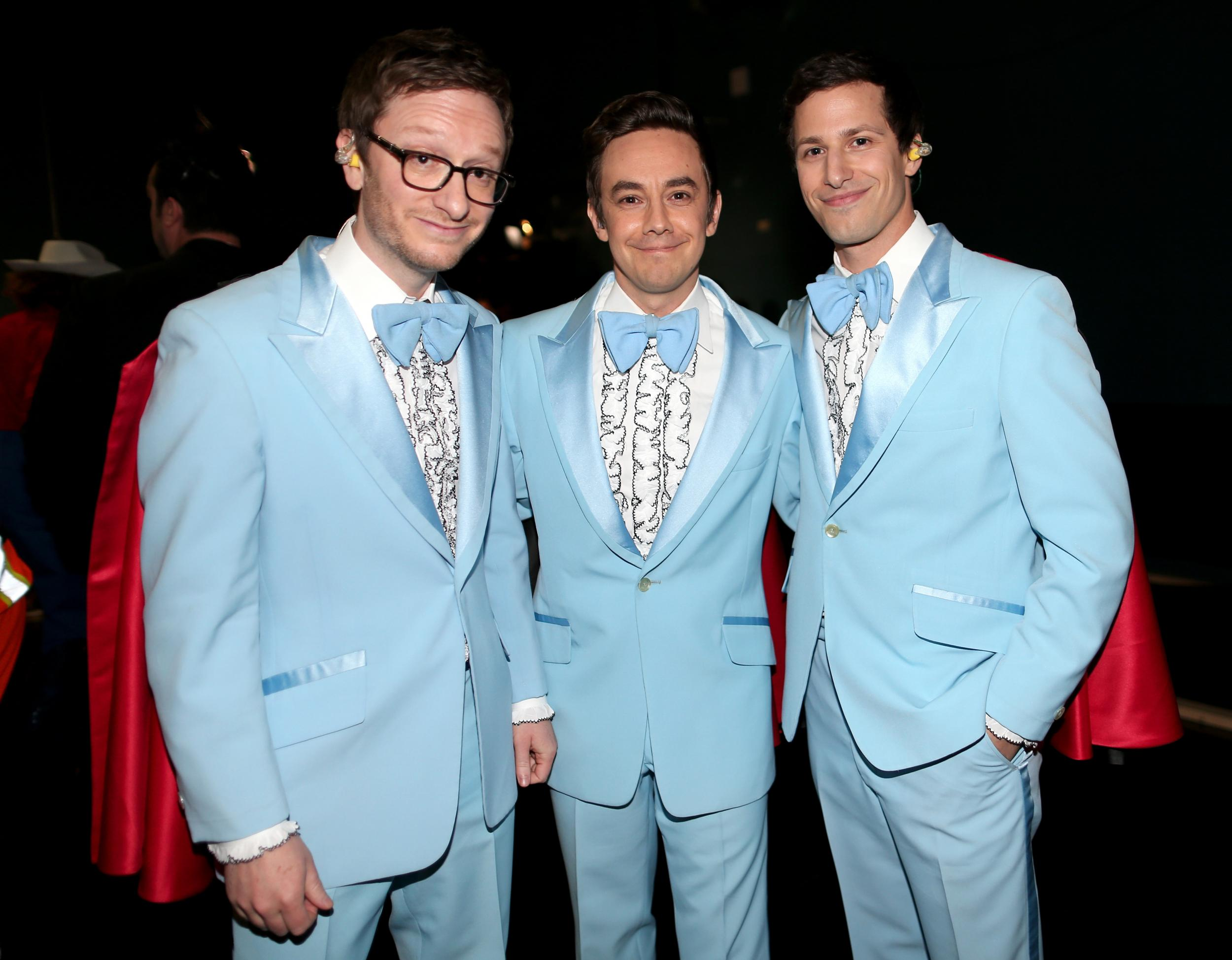 The Lonely Island perform a kid-friendly version of \'I\'m On A Boat ...