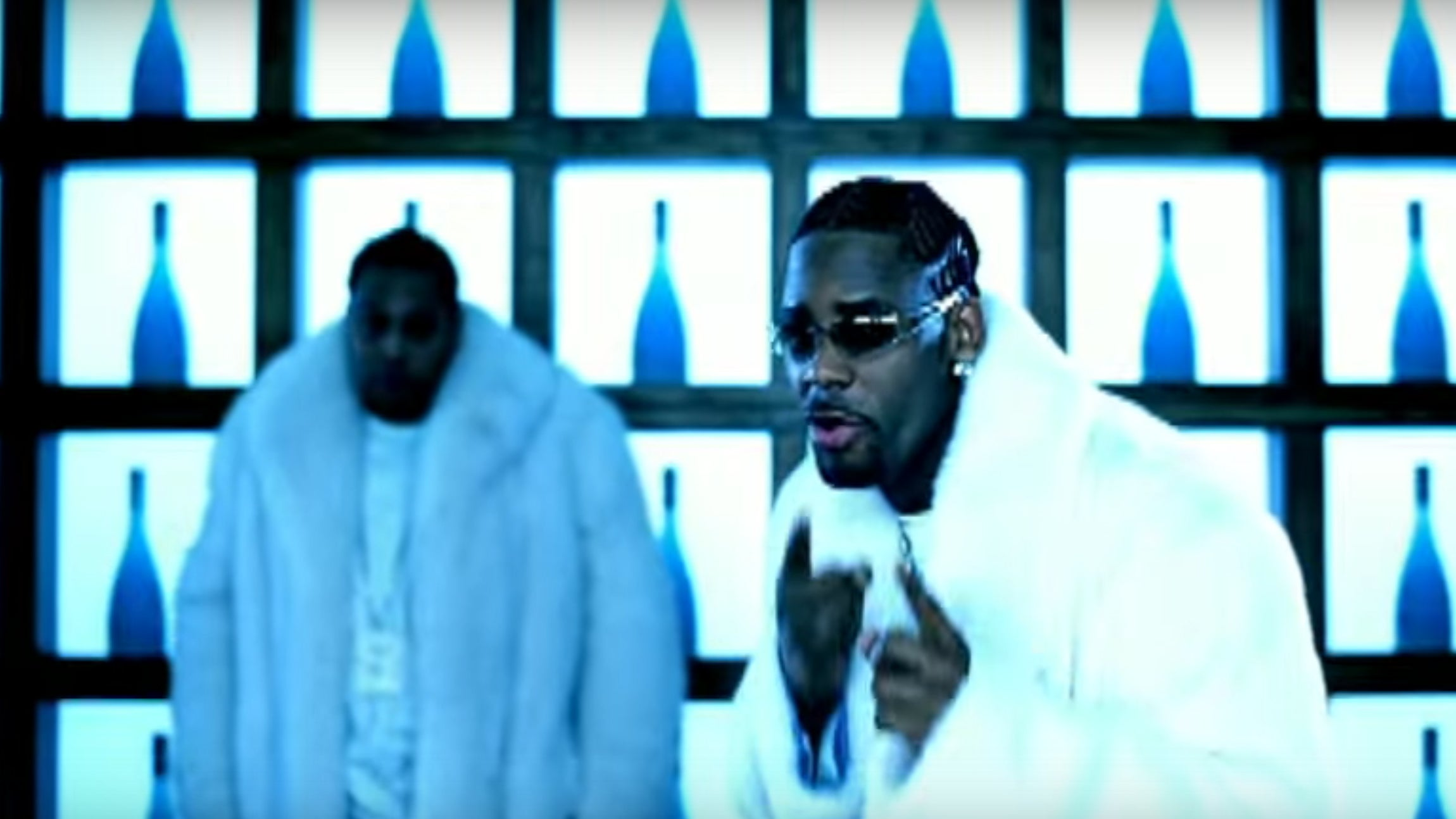R. Kelly wrote 'Ignition (Remix)' five years before 'Ignition ...