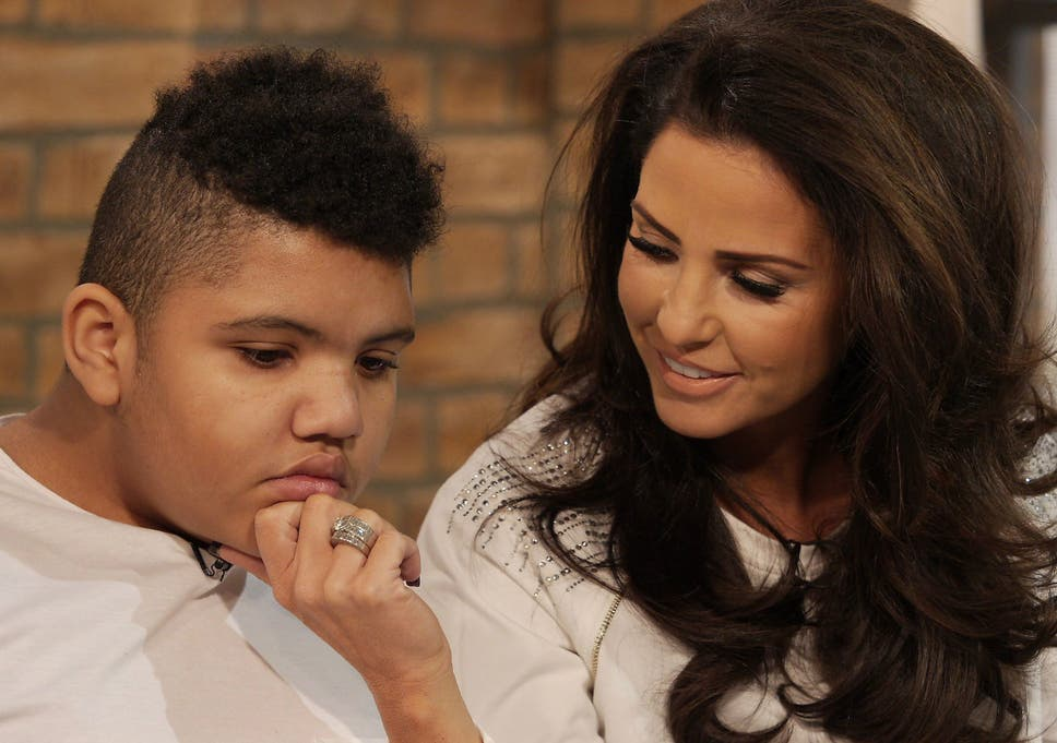Like Katie Price, I would have aborted my child if I'd known he was