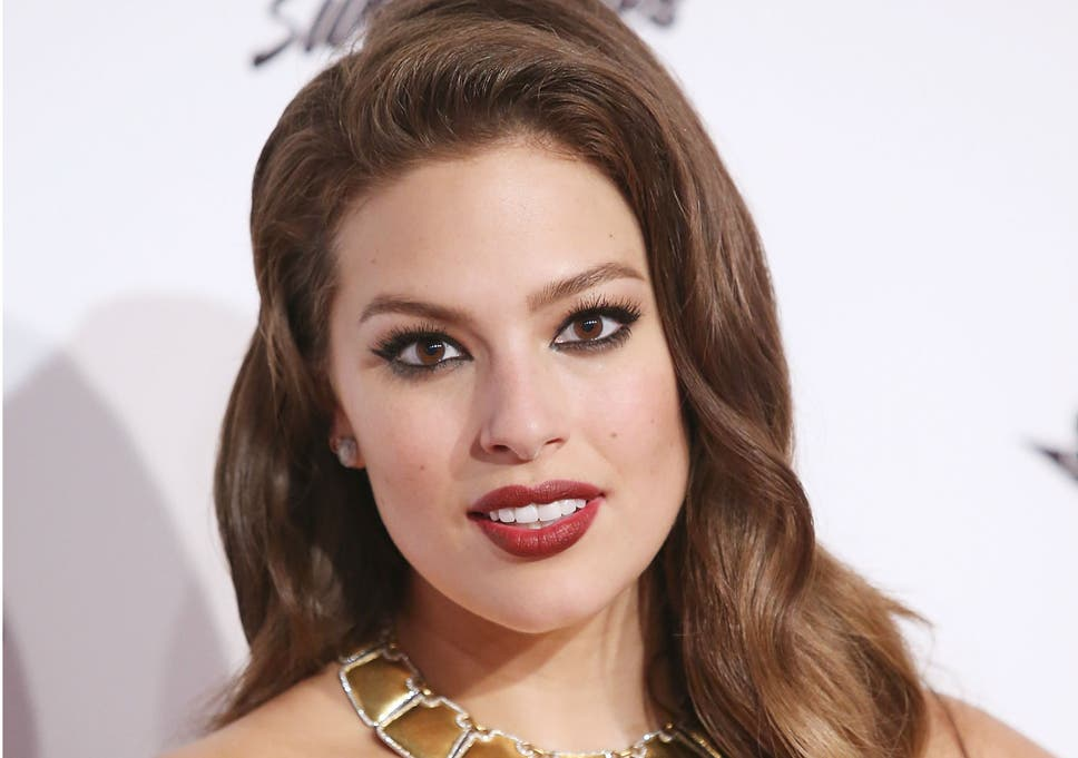 37a27c695846e Ashley Graham left  speechless  after Cheryl Tiegs criticised Sports ...