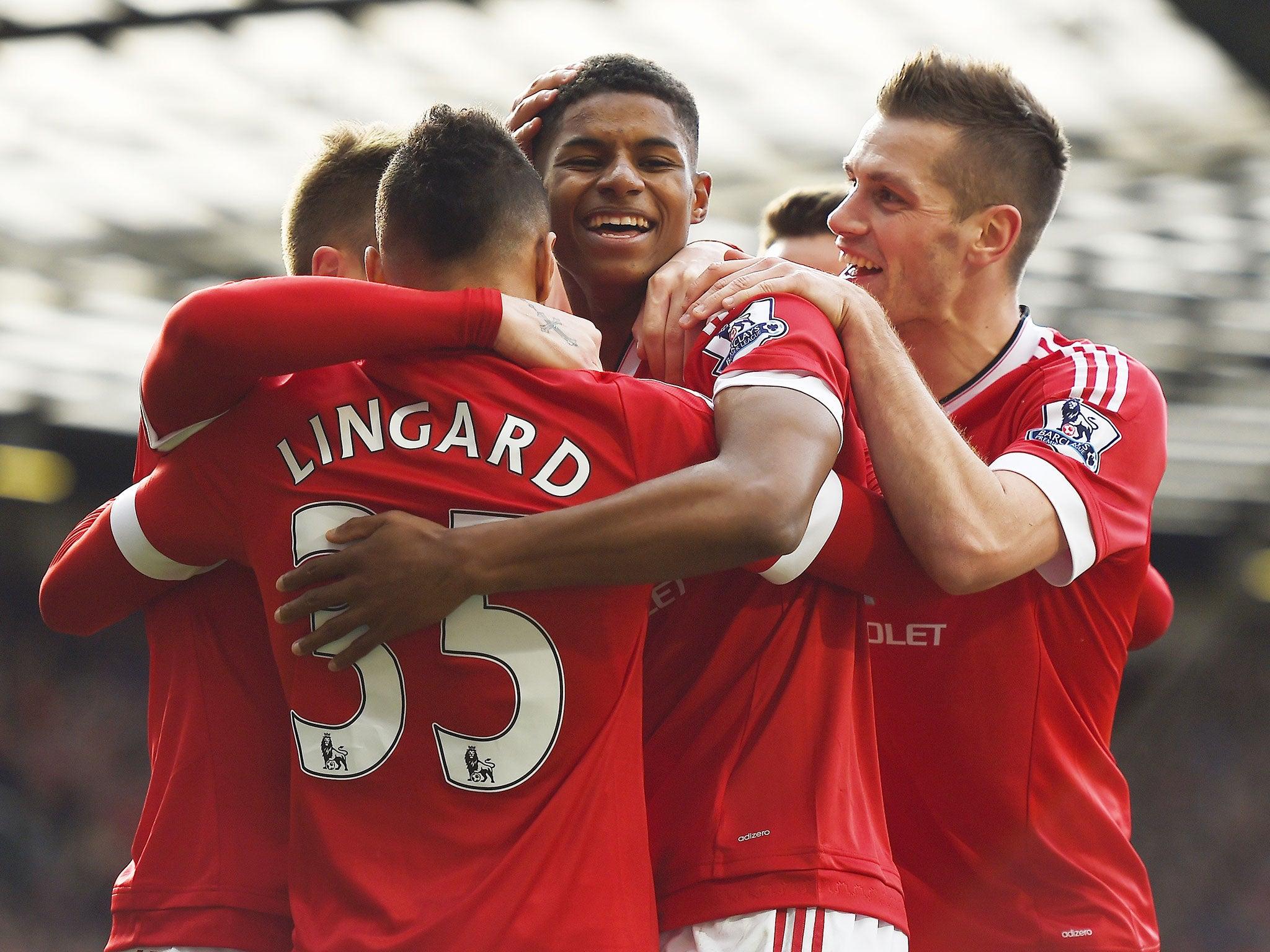 Manchester United: Marcus Rashford Has 'long Way To Go