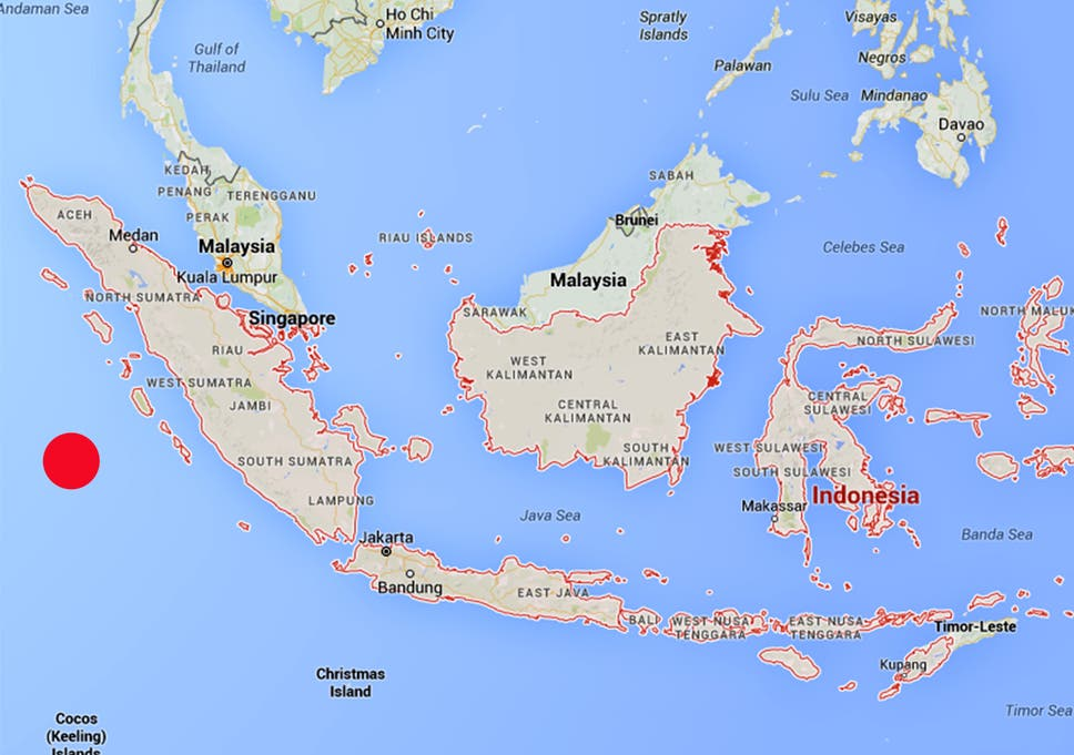 Indonesia earthquake: Where is Sumatra and where have ...