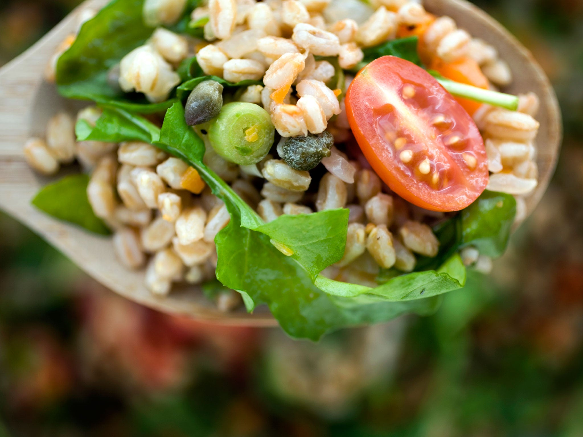 How to be a healthy vegan the independent for Cuisine vegan