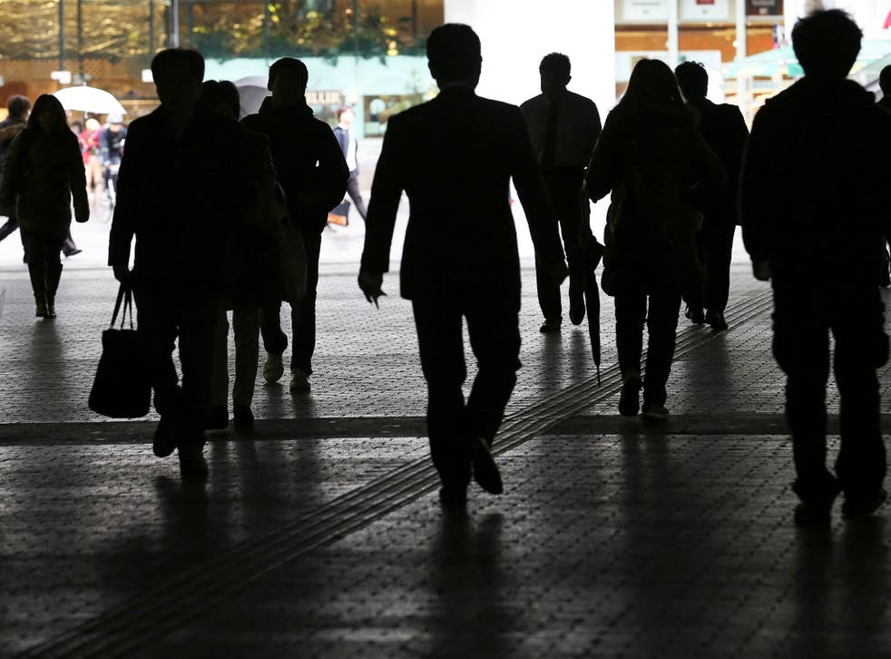 Japanese government study has found nearly a third of working women who responded to a survey reported being sexually harassed on the job