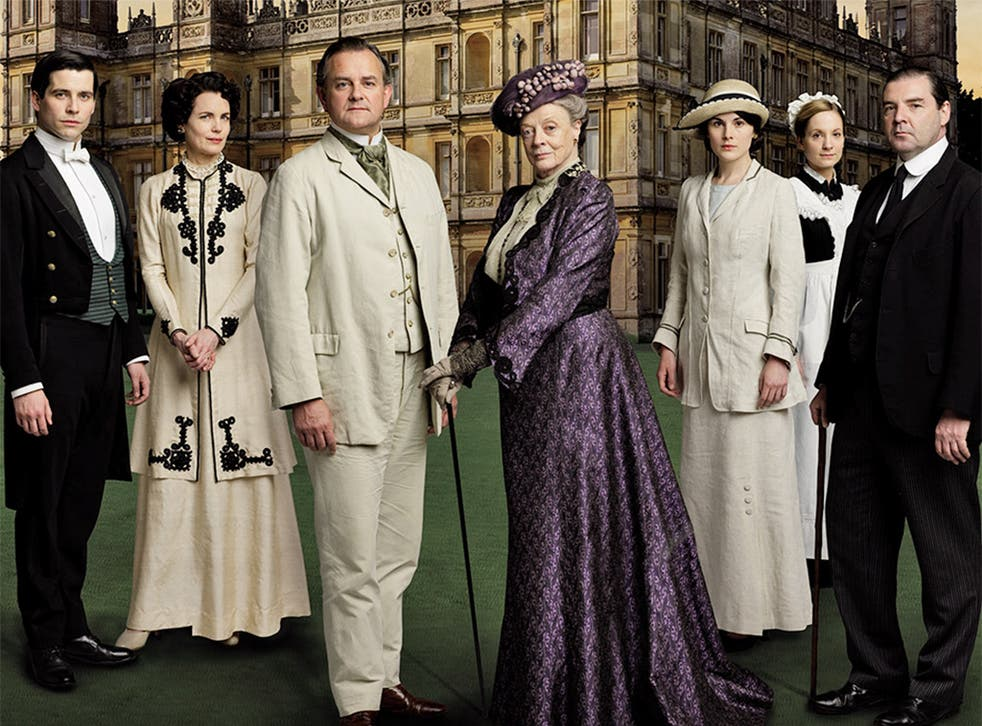 In shows such as Downton Abbey 'people like me seemed to have no material presence,' Mr Phillips told the Oxford Media Convention