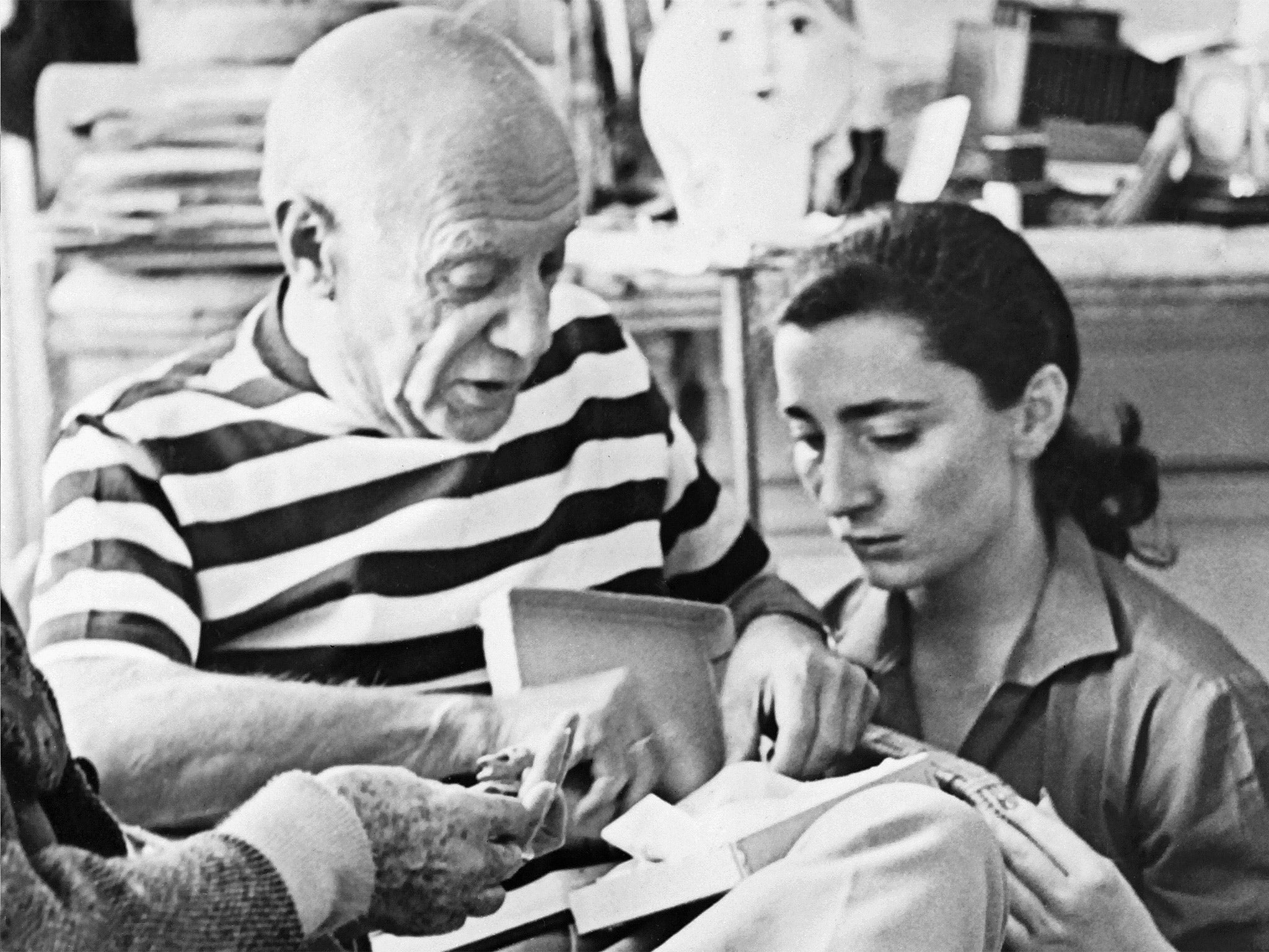 Princess Margaret Foto >> When Charlie Chaplin met Pablo Picasso: How a war of egos took place in Paris | The Independent