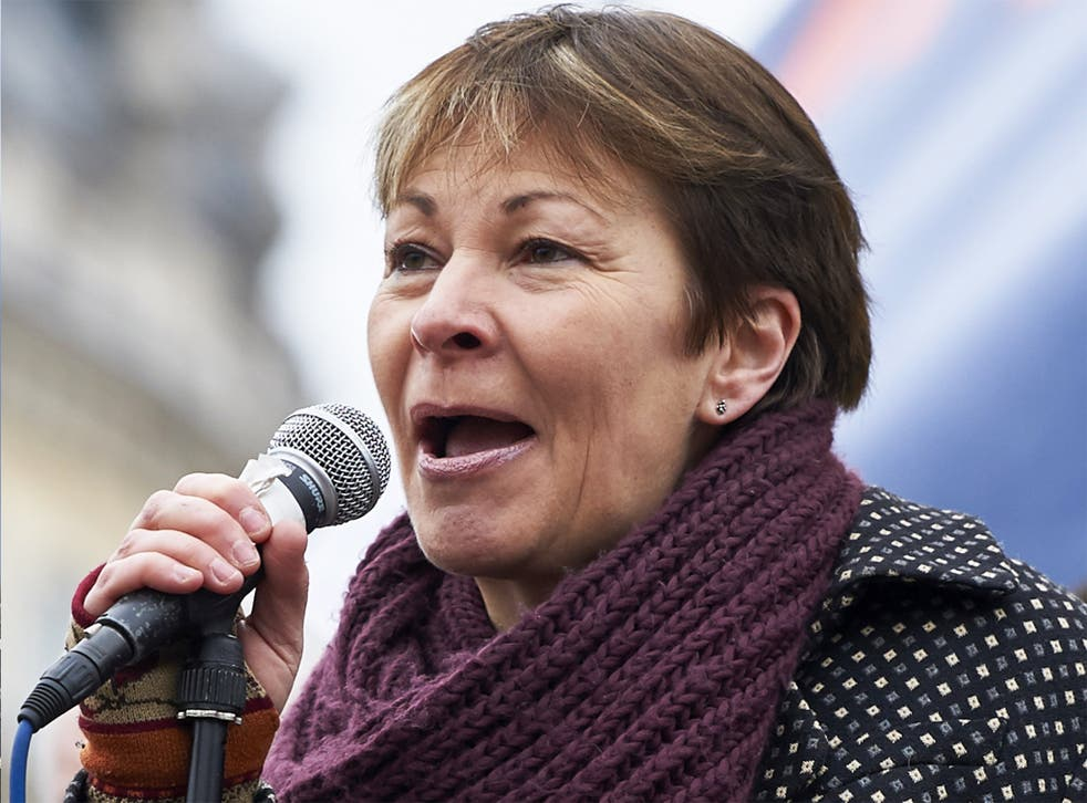 Green MP Caroline Lucas has said a pact could benefit both parties