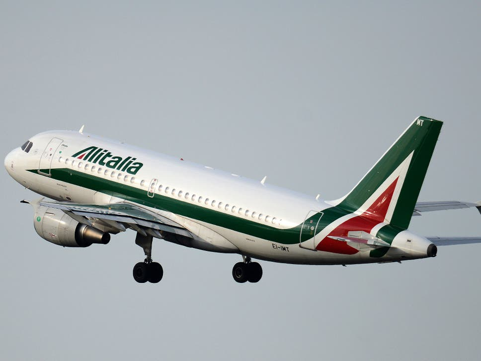Alitalia Workers Put Pressure On Italian Government To Save Airline