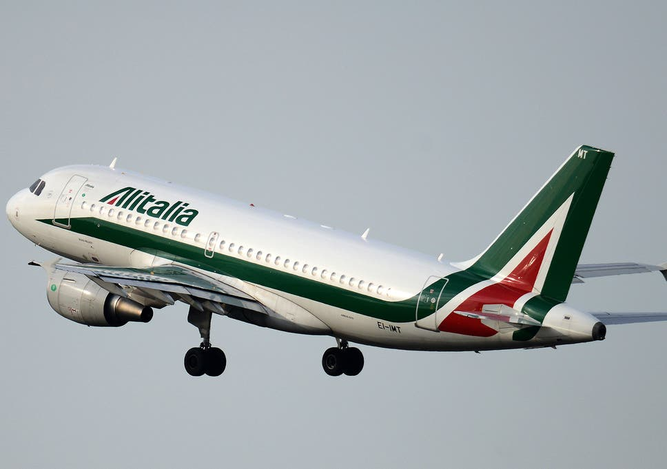 vuelos paris roma alitalia