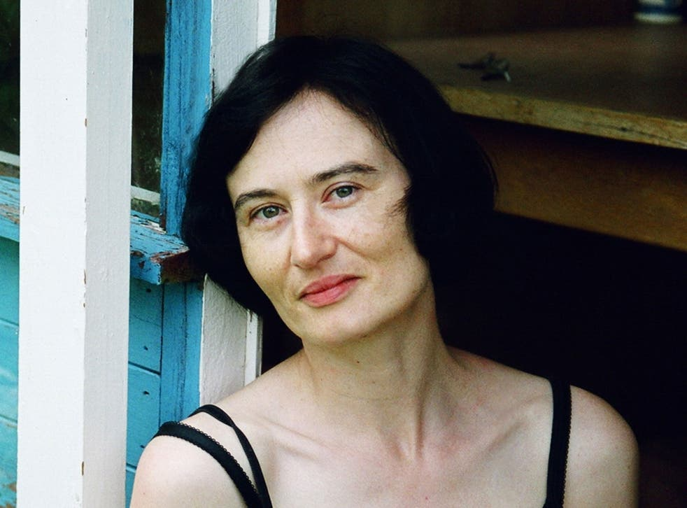 Fluidity of form: Author Fiona Sampson