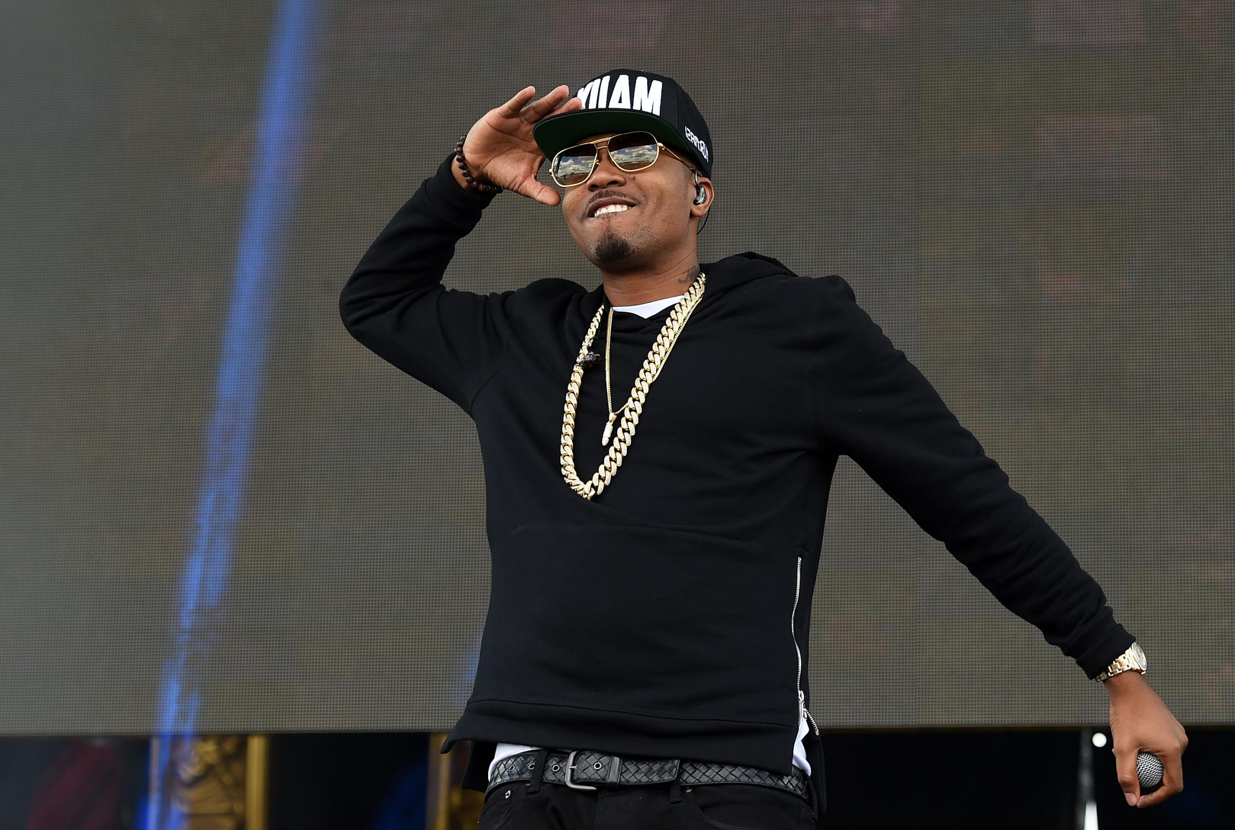 Hip-hop icon Nas reveals the ten records that inspired him