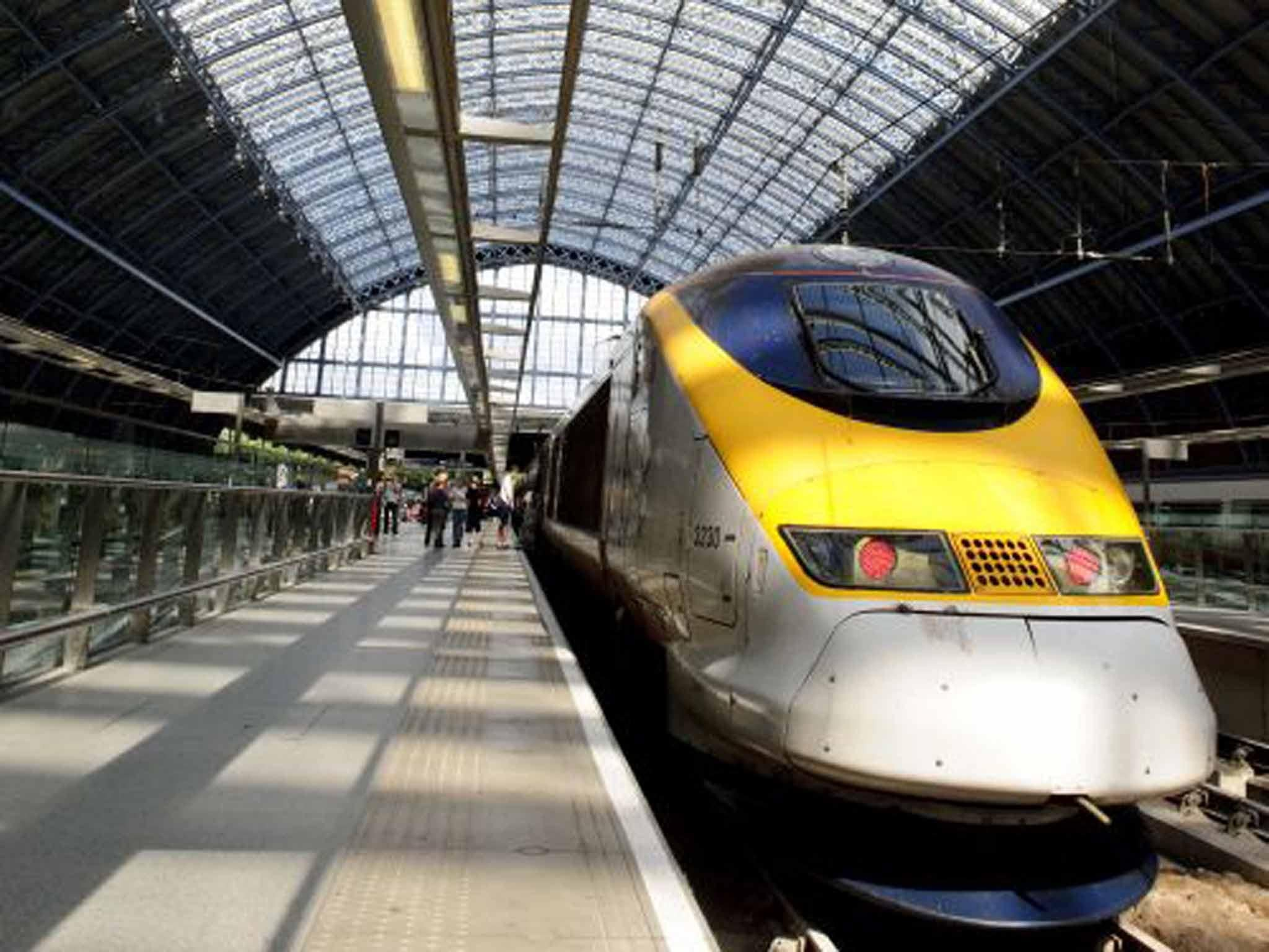 How to get the best fare on eurostar from london the for Cocktail tgv