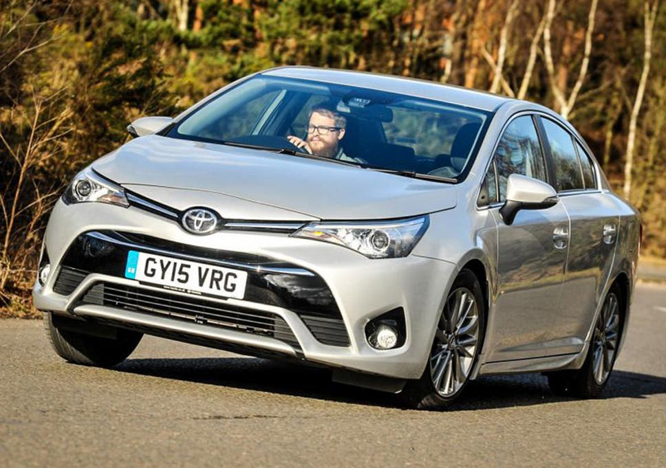 36b33d27a29 Toyota Avensis 2.0 D-4D Business Edition, car review: Is the new style and  new engines enough?