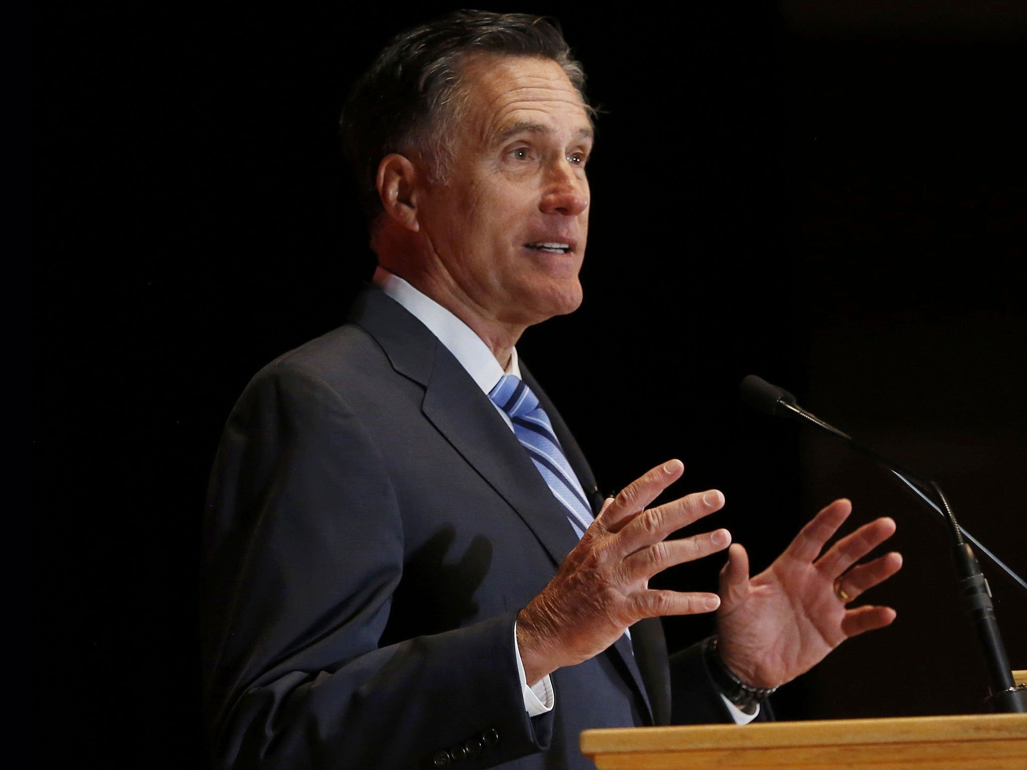 Mitt Romney Latest News Breaking Stories And Comment The