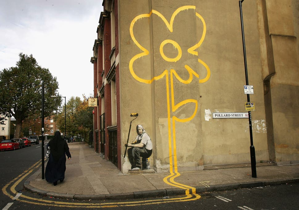 Banksy: Geographic profiling 'proves' artist really is Robin