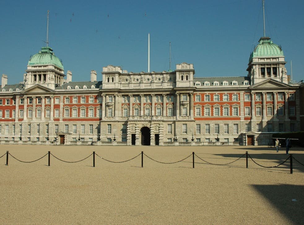 Admiralty House is one of the five Whitehall building now operating under Sharia rules