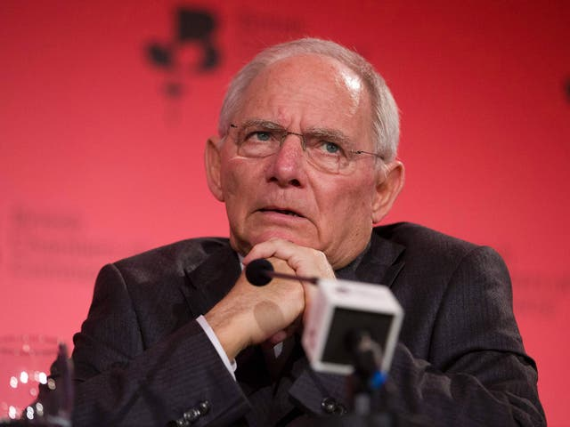 Wolfgang Schäuble has been a leading figure in German and European politics for decades