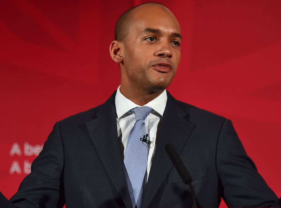 Former shadow Business secretary Chuka Ummuna believes that the problems with gang culture are worsening