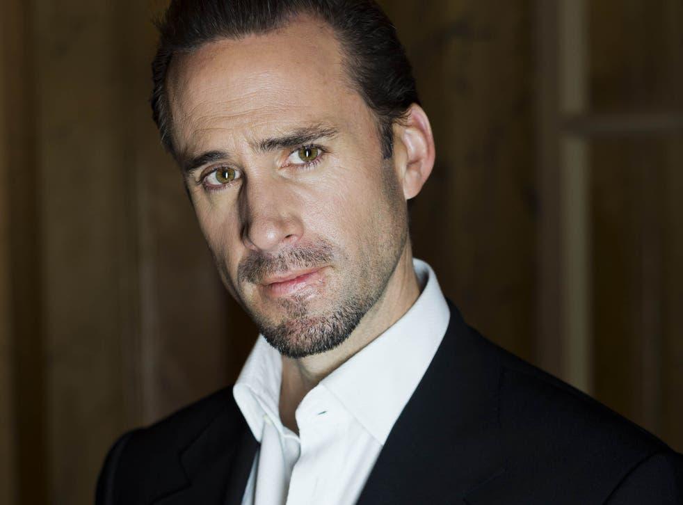 Joseph Fiennes stars in the film Risen