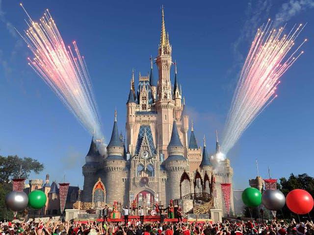 Disney World's Magic Kingdom: Demand-based pricing