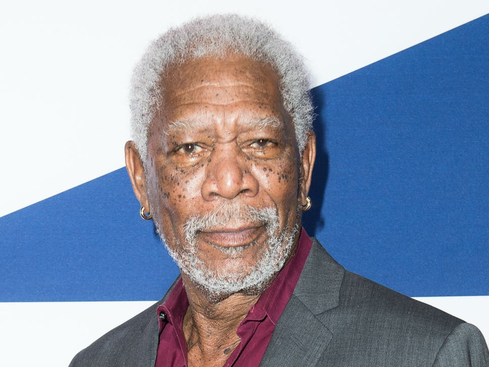 morgan freeman explains how he got his iconic voice the independent