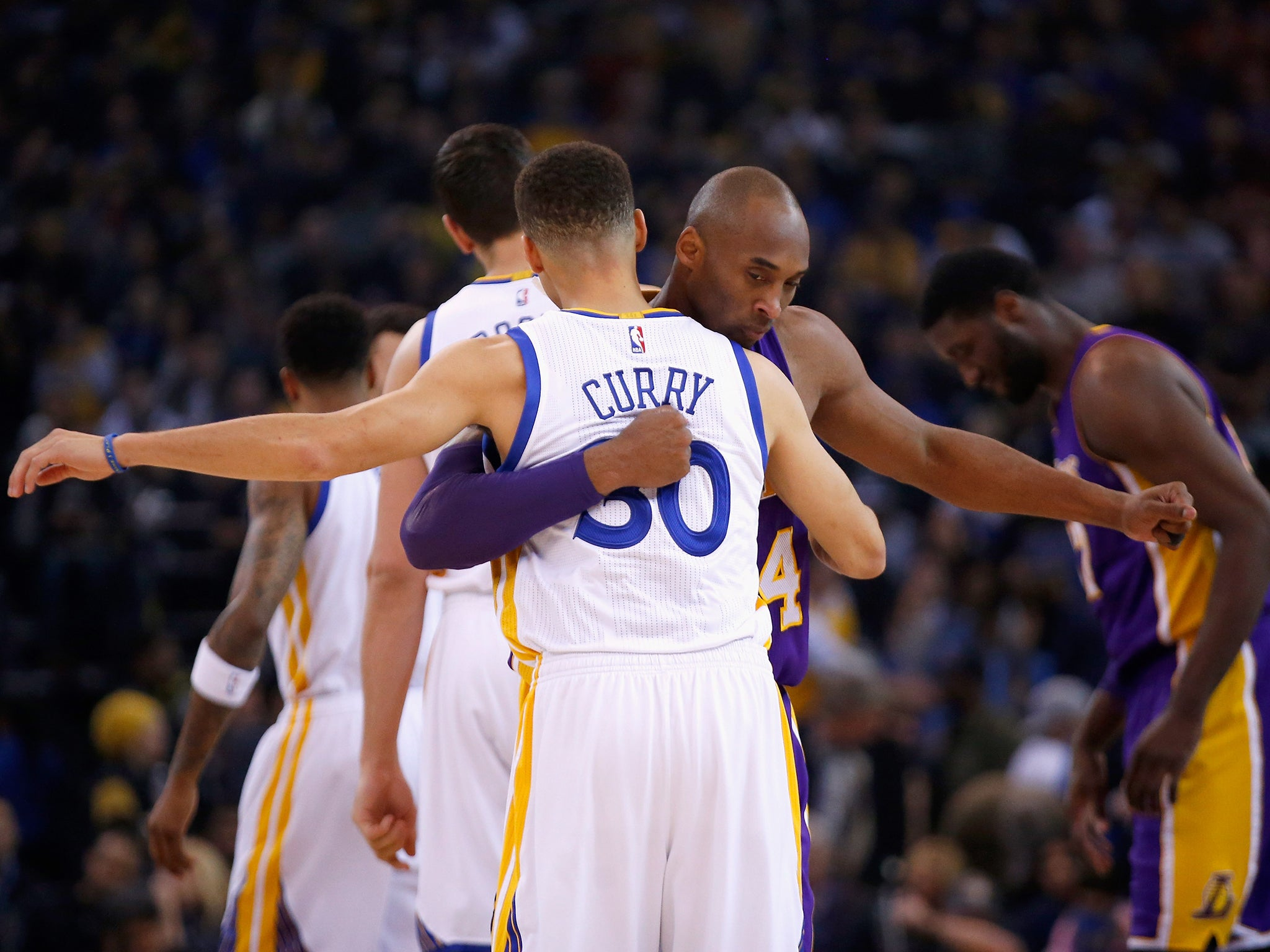 Kobe Bryant - latest news, breaking stories and comment