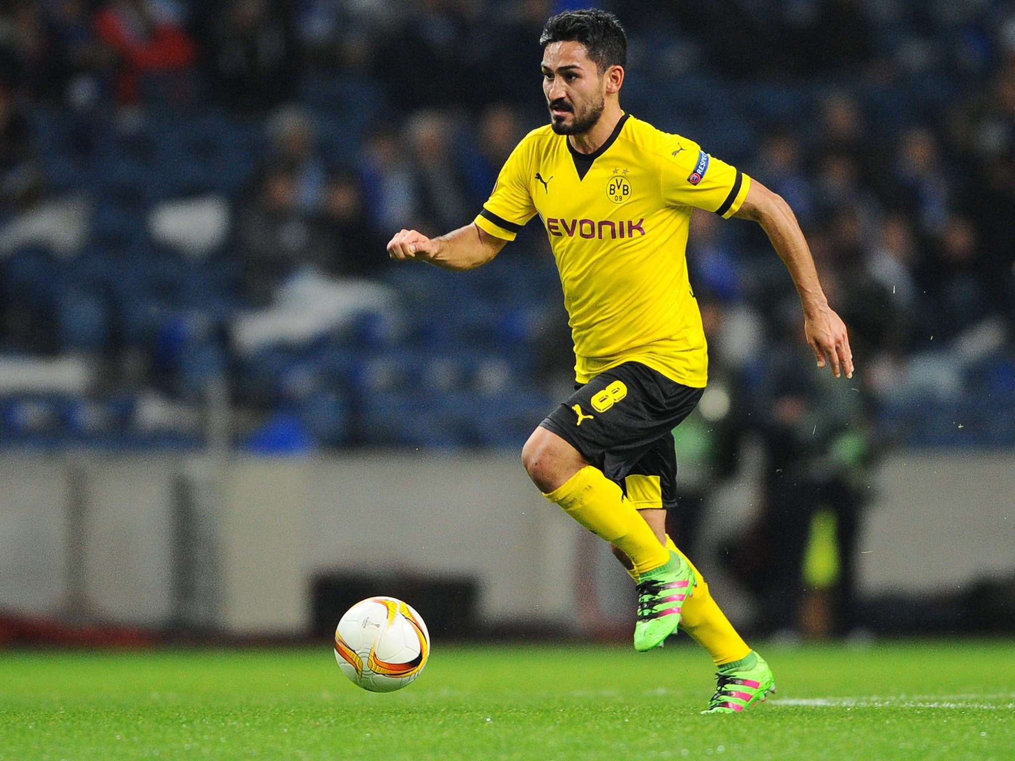 Ilkay Gundogan Wallpaper Arsenal could miss out...