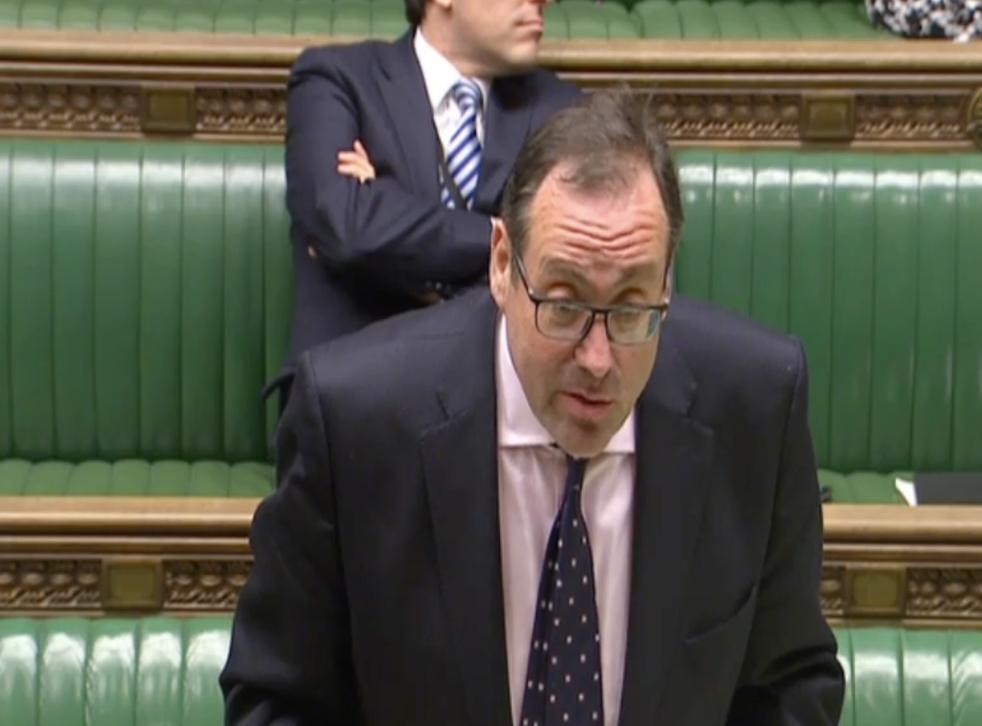 Minister for Refugees, Richard Harrington